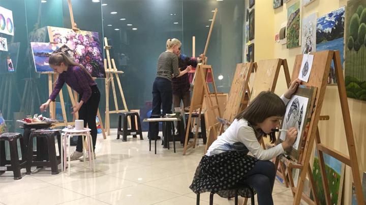 Permalink to:art-studio «Творча кухня» Львів