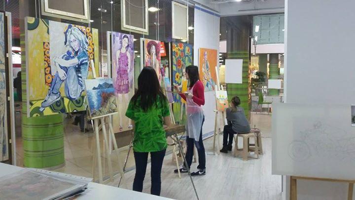 Permalink to:art-studio «Творча кухня» Позняки