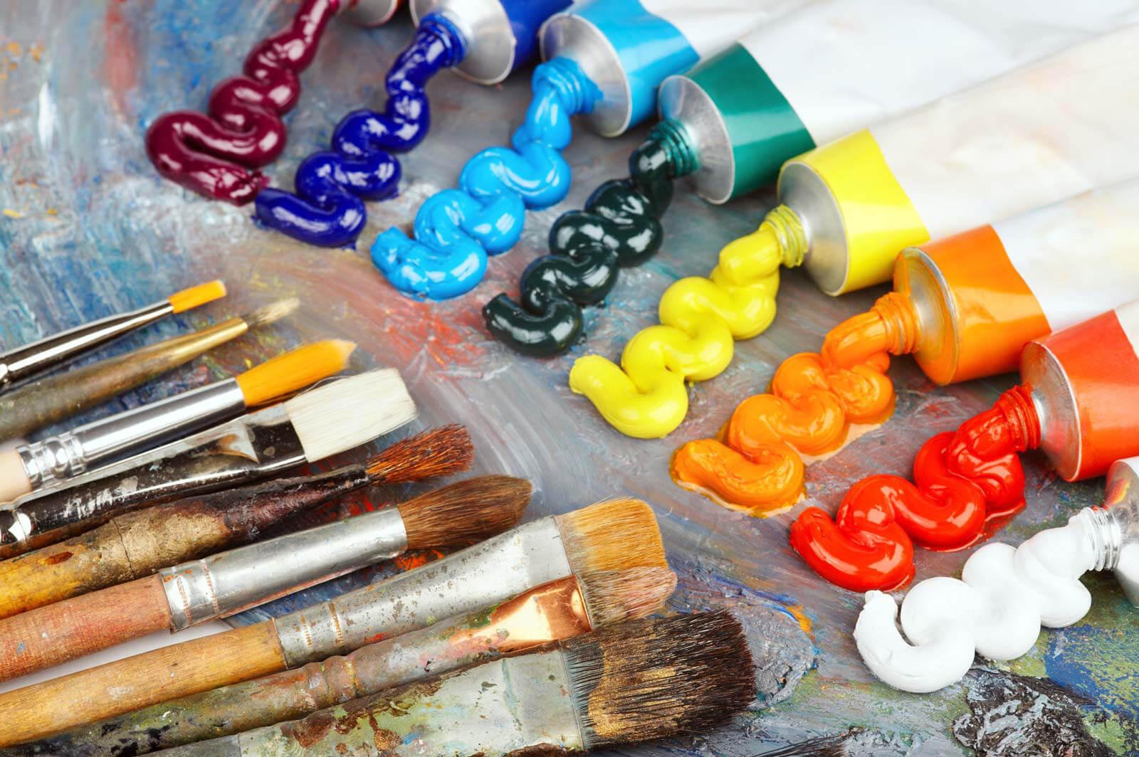 курс живопису для дорослих